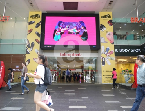Sony (Outdoor Led Screen (HD) Display)
