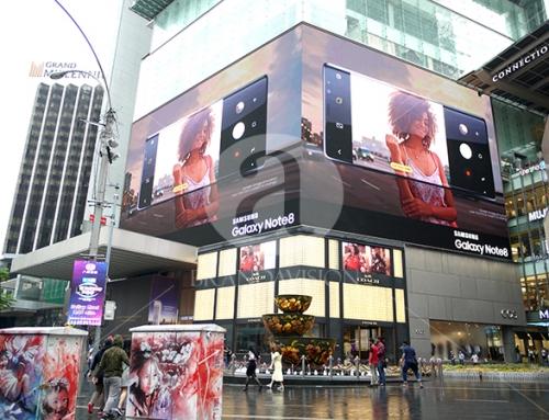 Samsung (Elite, Outdoor Led Screen)