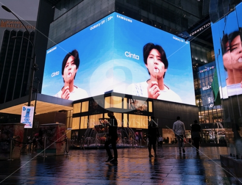 Samsung Galaxy S9/9+ Launch (Elite, Outdoor Led Screen) Live Telecast