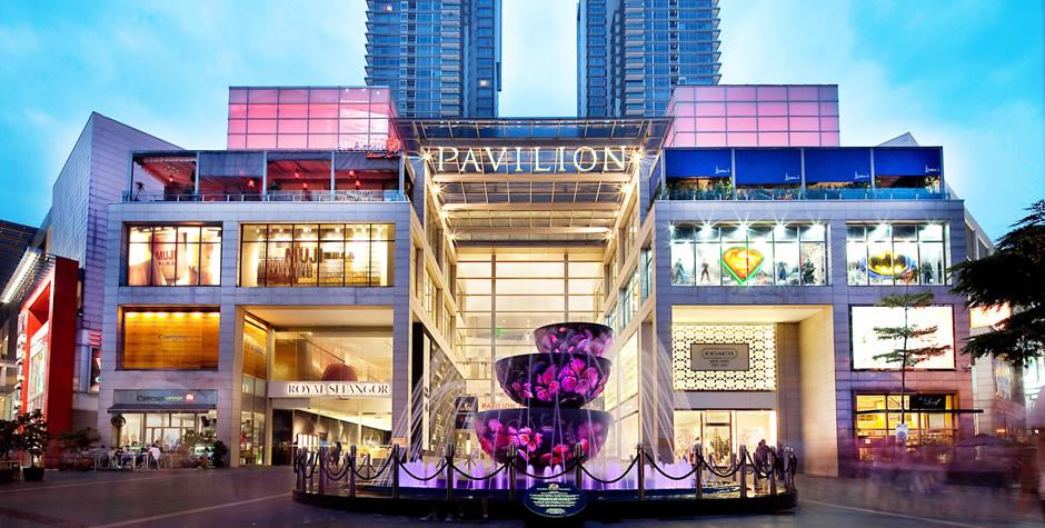 Pavilion Kuala Lumpur – Brandavision